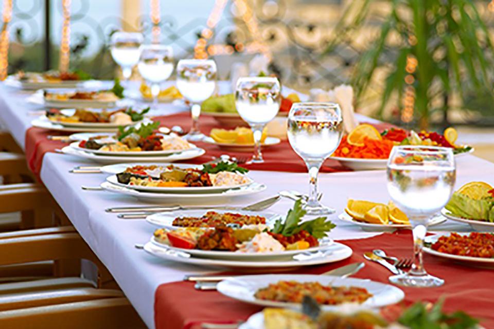 Dinner Party Prepared