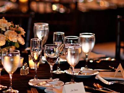 Wedding Evening Meal Catering
