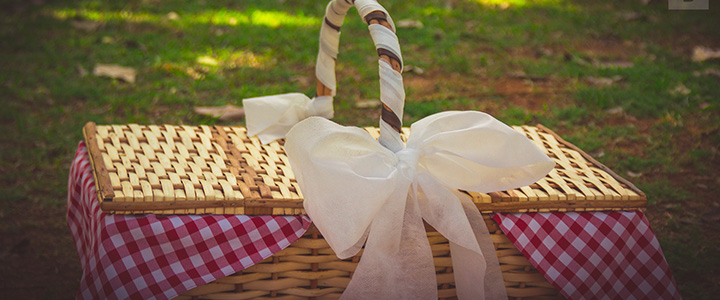 Picnic Hampers Red Cherry Catering