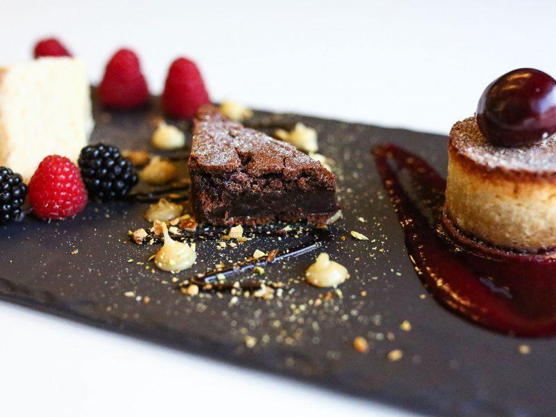 3-Course-Dessert